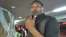 Metta World Peace -- Is Labor Day for Slaves?