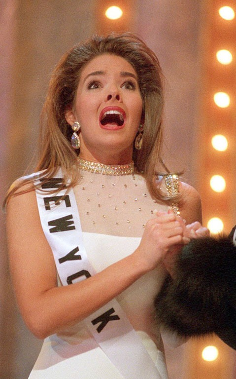 Miss USA (New York) 1999 Kimberly Ann Pressler
