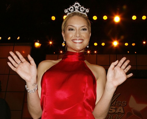 Miss USA (Kentucky) 2006 Tara Conner