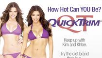 Kardashian Sisters -- We're Not Shameless Snake Oil Peddlers!!!