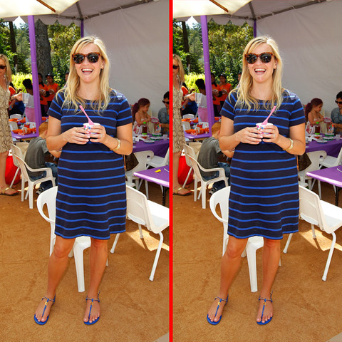 Can you spot the THREE differences in the Reese Witherspoon picture?