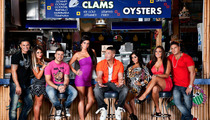 'Jersey Shore' -- First Bar Fight of the New Season