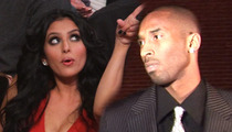 Kobe and Vanessa Bryant -- Divorce Called Off ... For Now