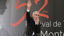 Richard Belzer -- Hitler Salute at TV Festival
