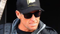 Lance Armstrong -- Banned from Triathlons Over New Doping Allegations