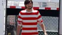 Ashton Kutcher -- Where's Steve?