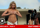 Kate Upton -- Bouncy Video ... Sooo Worth the Wait