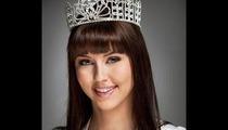 Miss Arizona Teen USA Tori Vance -- I'm No Boozy Beauty Behind the Wheel