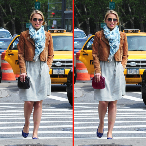 Can you spot the THREE differences in the Dianna Argon picture?