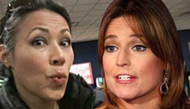 Ann Curry -- Tapped to Co-Anchor 'Today' with Savannah Guthrie