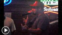 NSYNC Star -- Sodomy Twist at Karaoke Night