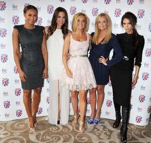 Spice Girls Reunited!
