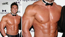 Beefcake Sues Chippendales -- I Was Sooo Humiliated