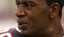 Ex-NFL Star Corey Dillon -- Hit With Divorce Papers ... Again