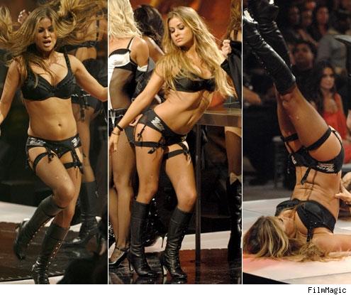 Carmen elektra stripper