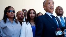 Rodney King Funeral -- Rev. Sharpton Calls Him 'Symbol of Forgiveness'