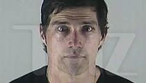 Matthew Fox -- The DUI Mug Shot