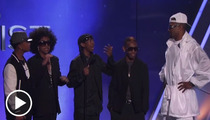 Beyonce -- PISSED Over Lauryn Hill Diss at BET Awards