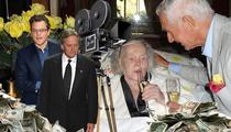 Matt Damon & Michael Douglas -- We're Taking Over Casa von Ahole