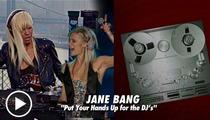 Paris Hilton -- SLAMMED by DJ in Nightclub Diss Track