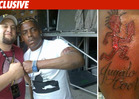 Coolio's Tattoo Screw Up -- Nothin' But a 'G' Thang