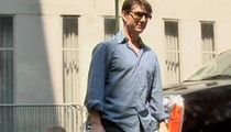 Tom Cruise -- There's No Settlement Without Suri