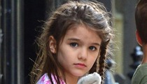 Suri Triggered Divorce Settlement Between Tom Cruise and Katie Holmes
