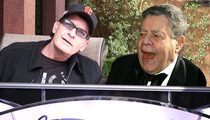 New 'American Idol' Judges -- Nigel Lythgoe Pushing For Charlie Sheen & Jerry Lewis
