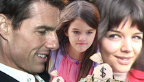 Tom Cruise Didn't Pay Lump Sum to Katie Holmes in Divorce