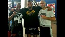 Batista -- Ex-WWE Champ BOOKS 1st MMA Fight