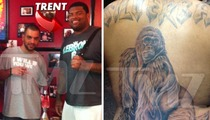 Trent Williams -- The 'Silverback' Gets a Silverback on His Back