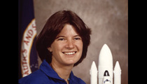 Sally Ride Dead at 61 -- America's First Female Astronaut Dies of Pancreatic Cancer