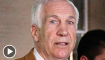 Jerry Sandusky -- Alleged Voicemails to Victim ... 'I Love You'