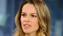 Hilary Swank -- Drops Gloves in Legal Fight Over 'Million Dollar Baby' Face
