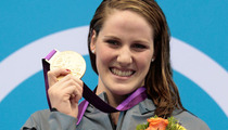 Olympic Gold Medalist Missy Franklin -- NBC Hooked Parents Up With Hot Seats
