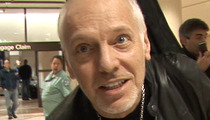 Peter Frampton Injured in Car Accident -- Blames 'Texting Woman'