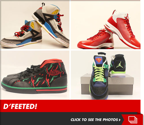 55cd7f54f73bae Warren Sapp -- MASSIVE Nike Collection SOLD at Bankruptcy Auction ...