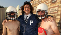 Jeffrey Ross -- Showed Up to Roseanne Roast Dressed As ...