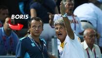 Disgraced Olympic Ref Boris Margeta -- I'm Sorry I Screwed Spain