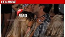 PHOTO -- Paris Hilton All Over 'Hangover' Director