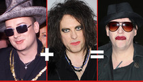 Celebrity Math: Makeup Rocker Edition