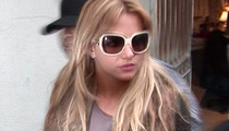 Britney Spears Shows Up In Court