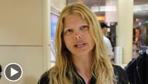 Donna D'Errico RETURNS from Noah's Ark Hunt -- My Life was in Danger