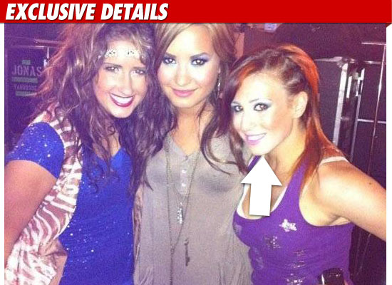 Demi Lovatos Decision To Seek Treatment Came After She Punched A Dancer Who Appeared On Americas Best Dance Crew TMZ Has Learned