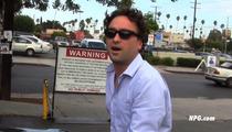 'Big Bang' Star Johnny Galecki -- Mayim Bialik Is a 'Tough' Chick