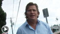 Thomas Haden Church -- Yeah, I Saved a Guy's Life ... No Biggie!