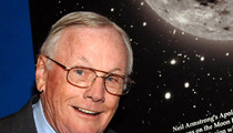 Neil Armstrong Dead -- First Man on Moon Dies at 82