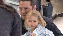 Brandon Walsh Scares Little Children