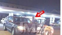 Matt Barkley -- USC Star in Car vs. Bicycle Crash [Pics]