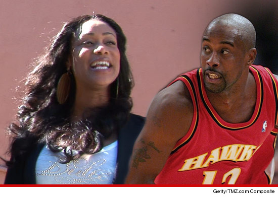 Basketball Wives  Star Tami Roman -- Buries  800k Hatchet With Ex-Husband Kenny  Anderson 9d6948d0c